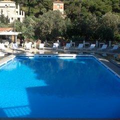 Отель Cascade Holiday Resort Греция, Метана - отзывы, цены и фото номеров - забронировать отель Cascade Holiday Resort онлайн бассейн фото 2