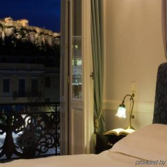 Magna Grecia Boutique Hotel Афины комната для гостей фото 3