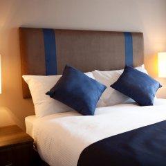 Отель The Spires Glasgow Великобритания, Глазго - отзывы, цены и фото номеров - забронировать отель The Spires Glasgow онлайн комната для гостей фото 3