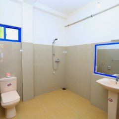 Отель Jaga Bay Resort ванная