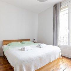 Апартаменты Bastille - Ledru Rollin Apartment комната для гостей фото 4