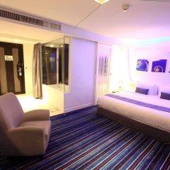 Glacier Hotel Khon Kaen комната для гостей фото 2