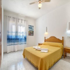 Отель Villa in Calpe - 104078 by MO Rentals комната для гостей фото 4