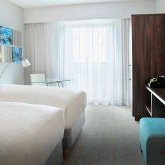 Отель Courtyard by Marriott Brussels EU Бельгия, Брюссель - 1 отзыв об отеле, цены и фото номеров - забронировать отель Courtyard by Marriott Brussels EU онлайн удобства в номере фото 2