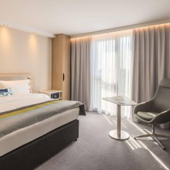 Отель Holiday Inn Express Cologne - City Centre Кёльн комната для гостей фото 2
