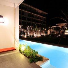 Отель Proud Phuket 4* Стандартный номер с различными типами кроватей фото 18