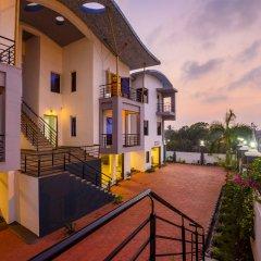Отель Mariaariose - Melody Of The Sea Индия, Мармагао - отзывы, цены и фото номеров - забронировать отель Mariaariose - Melody Of The Sea онлайн балкон