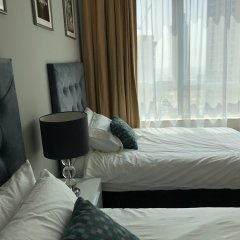 Отель Ultimate Stay 4BR Burj Khalifa view комната для гостей фото 2