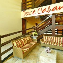 Отель Pousada Doce Cabana интерьер отеля фото 2