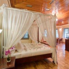 Отель Thebuwana Bungalow комната для гостей фото 5