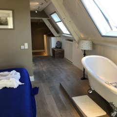 Отель B&B Casa Romantico ванная фото 2