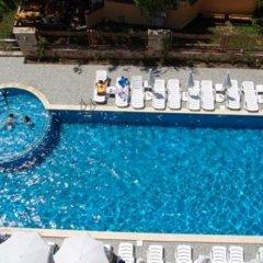Отель Sunny Bay Болгария, Солнечный берег - отзывы, цены и фото номеров - забронировать отель Sunny Bay онлайн бассейн фото 2
