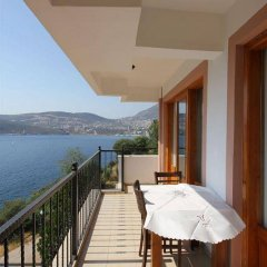 Kuluhana Hotel&Villas Kalkan Турция, Патара - отзывы, цены и фото номеров - забронировать отель Kuluhana Hotel&Villas Kalkan онлайн балкон