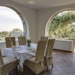 Отель Faruk Leuca Resort Гальяно дель Капо питание