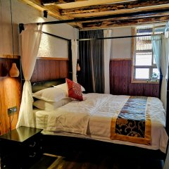 Village Utopia Backpackers Hostel комната для гостей фото 4