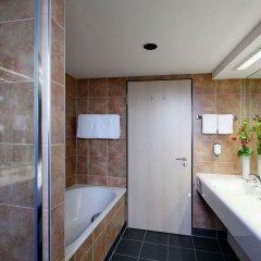 Отель Arcotel Rubin Гамбург ванная