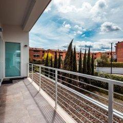 Отель Residence Peloni Италия, Ареццо - отзывы, цены и фото номеров - забронировать отель Residence Peloni онлайн балкон