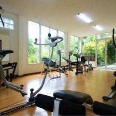 Отель Aonang Cliff View Resort фитнесс-зал фото 2
