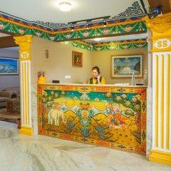 Отель Lotus Gems Непал, Катманду - отзывы, цены и фото номеров - забронировать отель Lotus Gems онлайн интерьер отеля фото 2