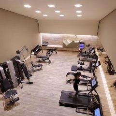 Отель Crowne Plaza Barcelona - Fira Center Испания, Барселона - 3 отзыва об отеле, цены и фото номеров - забронировать отель Crowne Plaza Barcelona - Fira Center онлайн фитнесс-зал фото 4