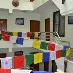 Отель Kathmandu Eco Hotel Непал, Катманду - отзывы, цены и фото номеров - забронировать отель Kathmandu Eco Hotel онлайн помещение для мероприятий фото 2