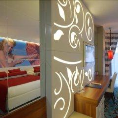 Vikingen Infinity Resort&Spa Турция, Аланья - 2 отзыва об отеле, цены и фото номеров - забронировать отель Vikingen Infinity Resort&Spa онлайн интерьер отеля фото 3
