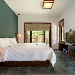 Отель An Bang Seastar Boutique Villa Хойан комната для гостей фото 3