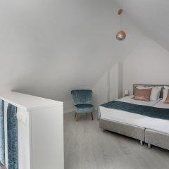 Отель Lavoo Boutique Apartments Польша, Гданьск - отзывы, цены и фото номеров - забронировать отель Lavoo Boutique Apartments онлайн комната для гостей