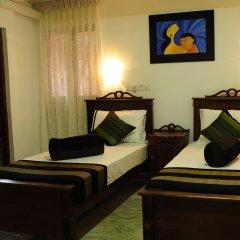 Отель Great Wall Tourist Rest Анурадхапура комната для гостей фото 3