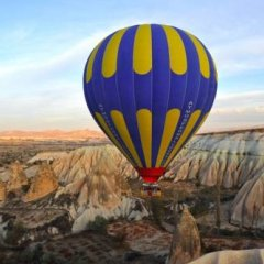 Ramada by Wyndham Cappadocia Турция, Ортахисар - отзывы, цены и фото номеров - забронировать отель Ramada by Wyndham Cappadocia онлайн приотельная территория