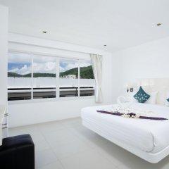Grand Sunset Hotel 3* Люкс разные типы кроватей