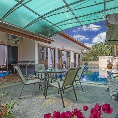 Отель Thammachat P1 Alese балкон