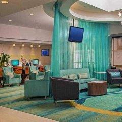 Отель SpringHill Suites by Marriott New York LaGuardia Airport США, Нью-Йорк - отзывы, цены и фото номеров - забронировать отель SpringHill Suites by Marriott New York LaGuardia Airport онлайн интерьер отеля фото 3