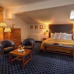 Отель Kempinski Hotel Grand Arena Болгария, Банско - 2 отзыва об отеле, цены и фото номеров - забронировать отель Kempinski Hotel Grand Arena онлайн удобства в номере фото 2