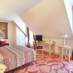 Отель Central Saint Germain Франция, Париж - 3 отзыва об отеле, цены и фото номеров - забронировать отель Central Saint Germain онлайн комната для гостей фото 2