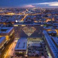 AZIMUT Отель Санкт-Петербург пляж
