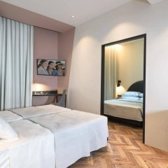 Athens One Smart Hotel in Athens, Greece from 57$, photos, reviews - zenhotels.com guestroom
