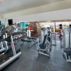 Отель Amari Galle Sri Lanka Шри-Ланка, Галле - 1 отзыв об отеле, цены и фото номеров - забронировать отель Amari Galle Sri Lanka онлайн фитнесс-зал фото 2