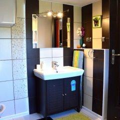 Апартаменты Msc Apartments Honeymoon Закопане ванная
