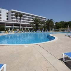 Отель INATEL Albufeira бассейн