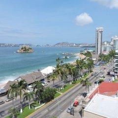 Hotel Tortuga Acapulco пляж фото 2
