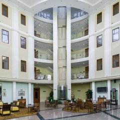 Select Hotel Paveletskaya Москва интерьер отеля