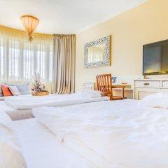 Отель Villa St. Tropez Прага комната для гостей фото 5