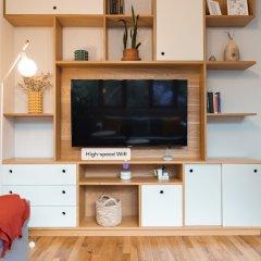 Отель Hip, Modern Tech Condo w Rooftop in La Condesa Мексика, Мехико - отзывы, цены и фото номеров - забронировать отель Hip, Modern Tech Condo w Rooftop in La Condesa онлайн фото 5