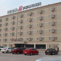 Отель Jinjiang Inn (Beijing Capital International Airport) Китай, Пекин - отзывы, цены и фото номеров - забронировать отель Jinjiang Inn (Beijing Capital International Airport) онлайн парковка