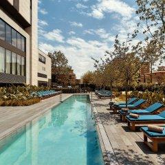 Sofia Hotel Барселона бассейн