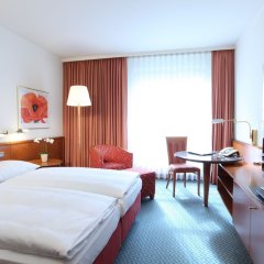 Seminaris Hotel Leipzig Лейпциг комната для гостей фото 3