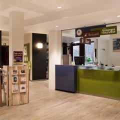 Отель Génération Europe Youth Hostel Бельгия, Брюссель - 2 отзыва об отеле, цены и фото номеров - забронировать отель Génération Europe Youth Hostel онлайн интерьер отеля фото 2