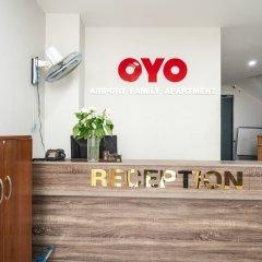 Апартаменты OYO 103 Airport Family Apartment Хошимин интерьер отеля