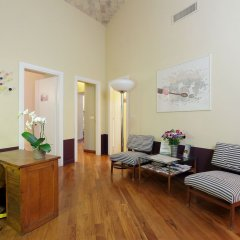 Отель Mecenate Rooms Рим сауна
